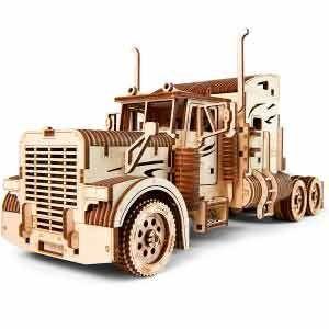 UGEARS-Camión-VM-03---Maqueta-para-Construir-de-Camión-Heavy-Boy